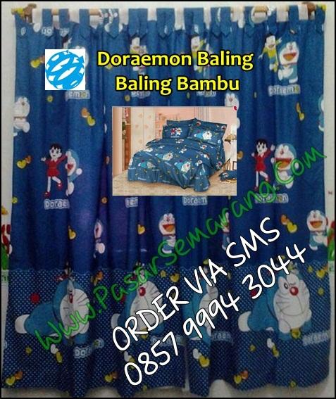 Jual Hordeng Jual Sprei Doraemon Jual Sprei Motif Doraemon
