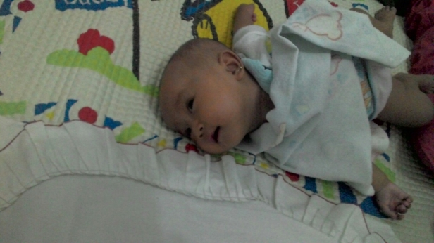 foto hafshah usia 5 bulan klaten anjrah