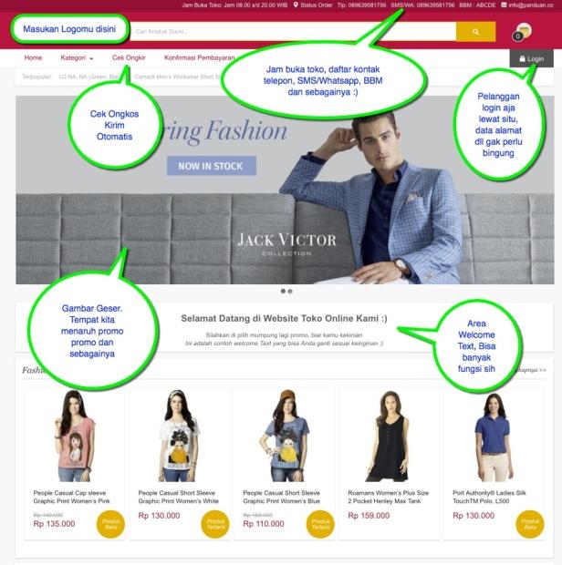 konsultan toko online klaten jogja semarang surakarta, jasa toko online lokal indonesia