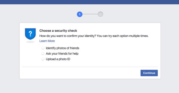 S.O.P Pembuatan Akun Facebook Cadangan